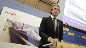 El monopolio ferroviario de Renfe se mantendrá hasta 2020