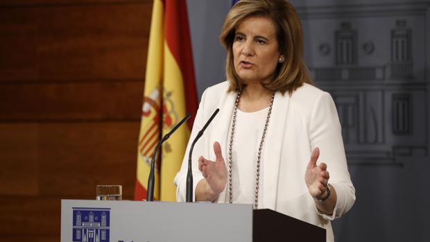 Fátima Báñez ha destacado la recuperación del mercado de trabajo