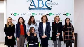 Bañez: «La recuperación económica de España cuenta con todos, al margen de su capacidad»