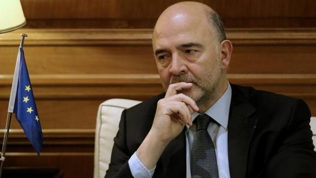 El comisario europeo para Asuntos Económicos y Financieros, Pierre Moscovici