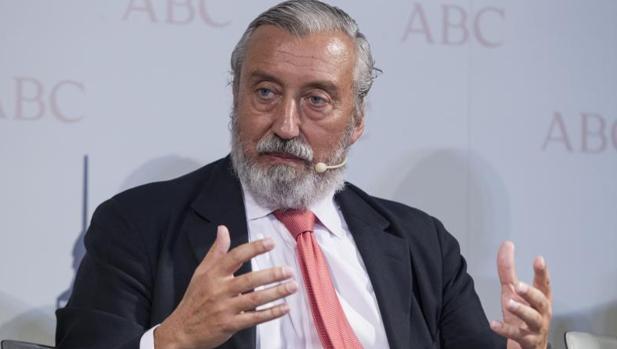 El secretario de Estado de Infraestructuras, Transporte y Vivienda de España, Julio Gómez-Pomar
