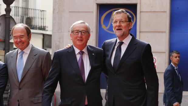 Esta es la tercera visita de Juncker desde que accedió a la presidencia de la Comisión Europea en 2014