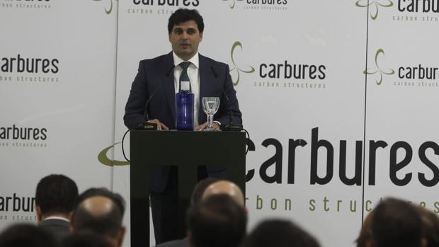 Rafael Conteras, principal accionista de Carbures