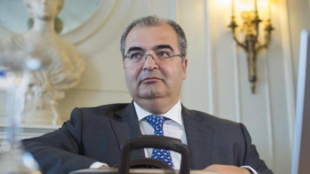 El actual presidente del Banco Popular, Ángel Ron