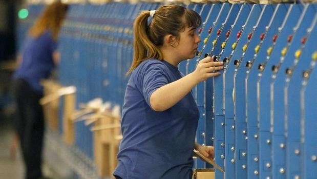 La producción manufacturera ha aumentado ininterrumpidamente durante los últimos tres años