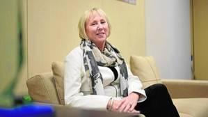Cindy D'Aoust, presidenta de la patronal europea de compañías de cruceros (CLIA).