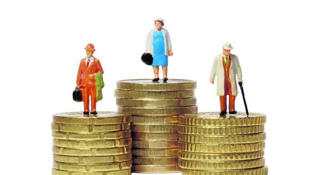 Los españoles consideran que todavía existe una brecha de género en el sistema público de pensiones
