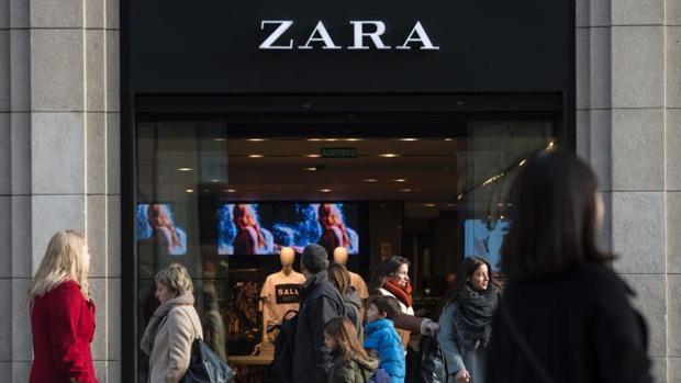 Zara y oysho eliminan el tique en papel para los pedidos - Zara en cadiz ...