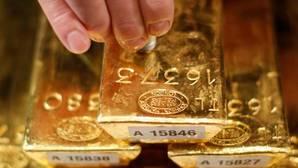 Alemania es propietaria de unas 3.378 toneladas de oro