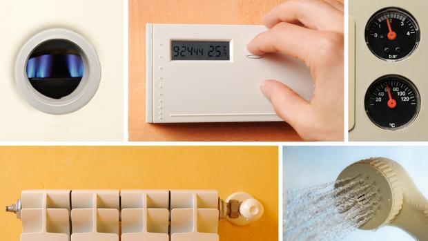 Siete trucos para ahorrar energ a y dinero dentro de casa - Consumo emisores termicos ...