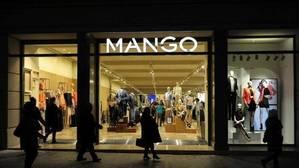 Tienda de Mango en Barcelona