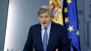 Méndez de Vigo, en rueda de prensa tras el Consejo de Ministros