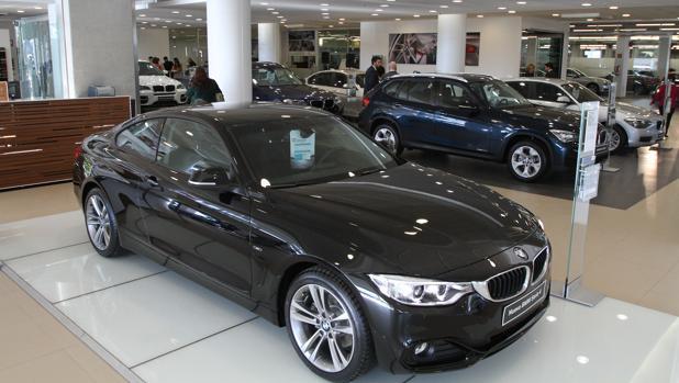 Concesionario BMW San Pablo Motor de Catsa en Sevilla