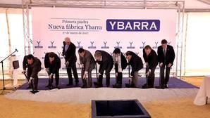 Ybarra invertirán en la nueva fábrica hasta 40 millones de euros
