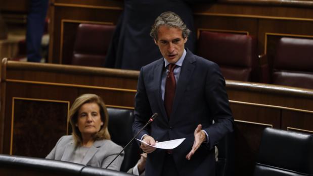 Íñigo de la Serna en el Congreso de los Diputados