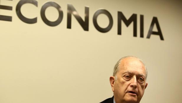 Juan José Bruguera, presidente del Círculo de Economía