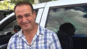 El presidente de la Federación Española de Asociaciones del Taxi, Miguel Ángel Leal, en una foto de archivo