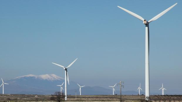 El parque eólico proyectado por el grupo Bancalé se ubicará en terrenos de Borja, Mallén y Fréscano (Zaragoza)