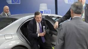 El presidente del Banco Central Europeo