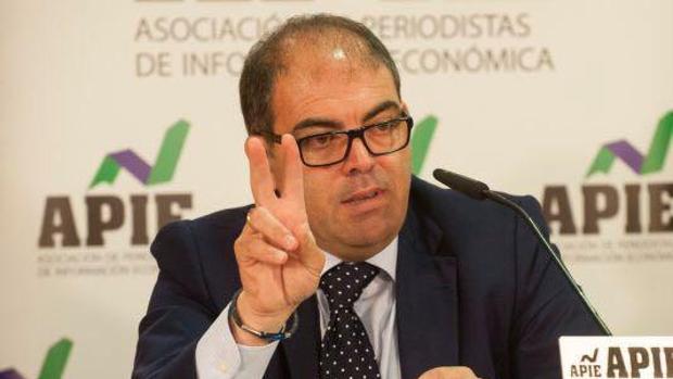 El presidente de la Federación de Trabajadores Autónomos, Lorenzo Amor