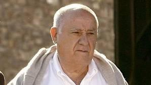 Amancio Ortega, creador del conglomerado textil de Inditex