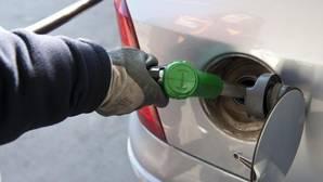 Los carburantes en España se sitúan por debajo de la media europea