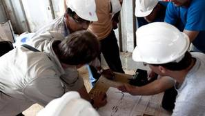 Proyecto de obra de trabajadores de Isolux Corsán