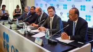 Reunión de la OPEP mantenida este lunes