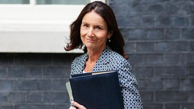 Carolyn Fairbairn, directora general de la patronal de empresas británicas CBI