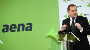 AENA gana un 36,1% más en términos comparables hasta los 460,9 millones