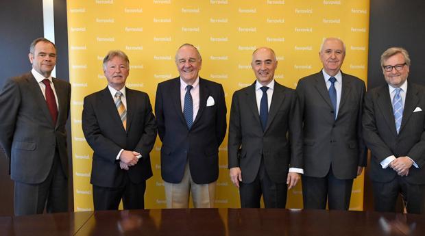 La empresa dirigida por Rafael del Pino ha incrementado sus beneficios este semestre