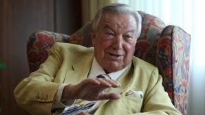 David Álvarez, fundador de Eulen, falleció en 2015