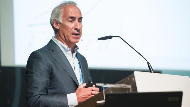 El consejero delegado de Vodafone en España, Antonio Coimbra