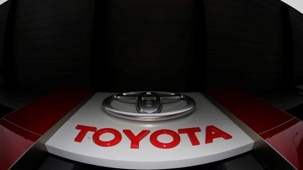 Logo de Toyota en Zurich