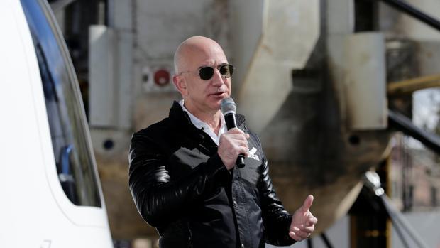 Jeff Bezos ocupó el puesto de hombre más rico del mundo durante unas horas