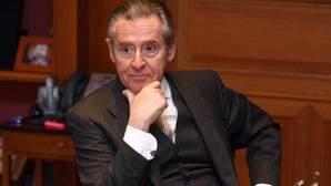 Miguel Blesa, en 2010, en una entrevista con ABC