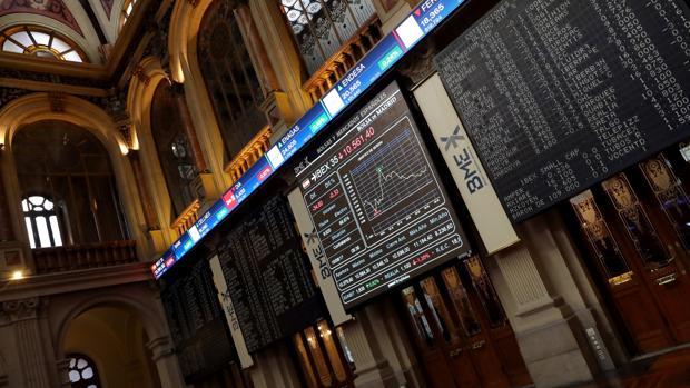 El Ibex se ha alejado de los máximos marcados a principios de mes