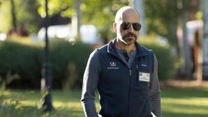 Dara Khosrowshahi, ha sido el líder de Expedia durante 12 años