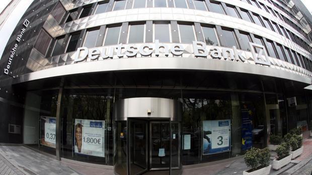 Sede de Deustche Bank en Madrid