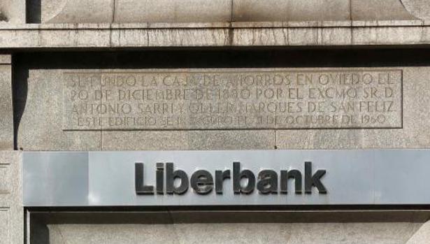 Oficinas centrales de Liberbank en Oviedo