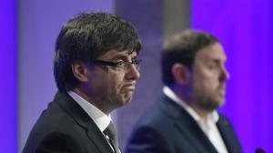Cataluña dispara su gasto un 6,6% y triplica el límite fijado por Hacienda