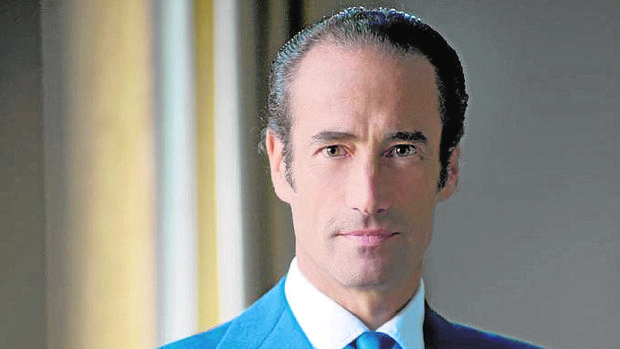 Antonio Rodríguez-Pina, presidente de Deutsche Bank España