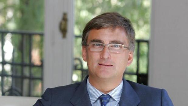 García Paramés en una imagen de archivo