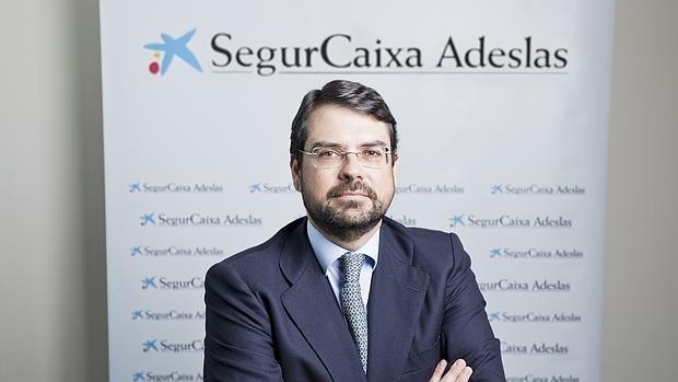 El presidente ejecutivo de Segurcaixa Adeslas y director general de Mutua Madrileña, Javier Mira