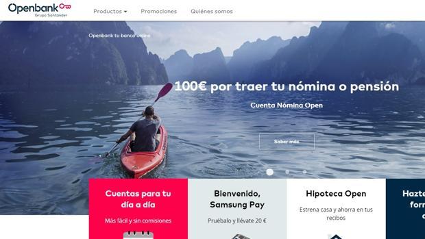 El Santander renovó la imagen de Openbank el pasado verano