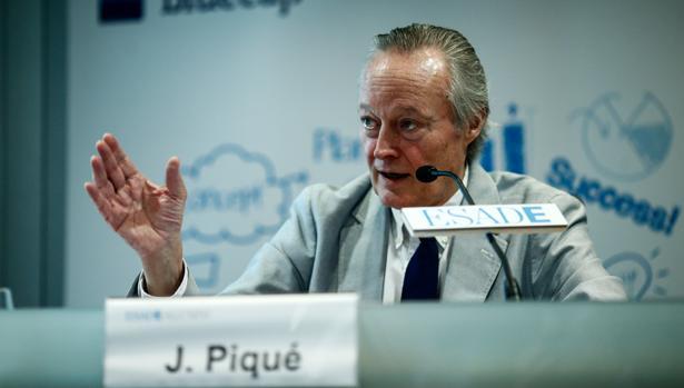 Josep Piqué ha sido presidente de Vueling y consejero de empresas como Volkswagen
