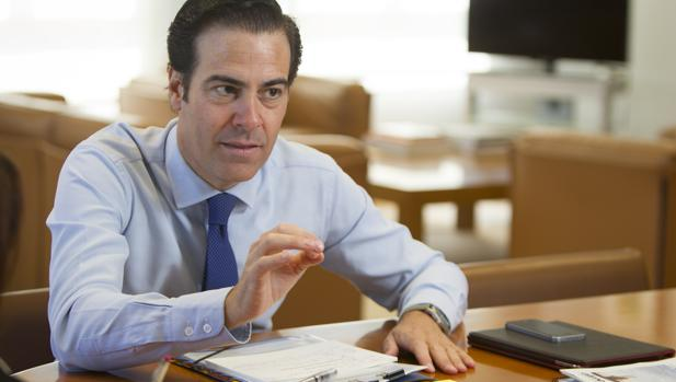 Pablo Zalba, presidente del ICO