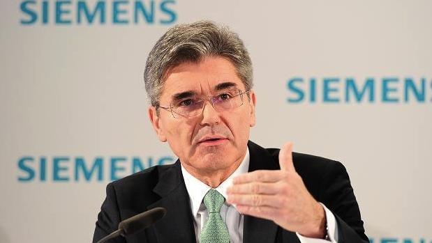 Joe Kaesner, CEO de Siemens AG