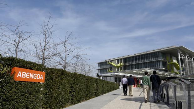Sede de la empresa sevillana en Palmas Altas