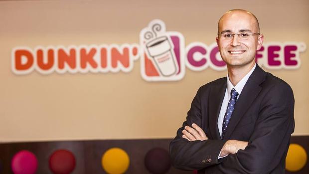 Alejandro Cordero Benasayag, CEO de Dunkin' Coffee España